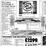 IBM Compatible Desktop PC Pentium 2