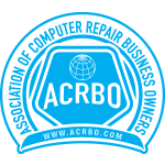 Member Of Association Of Computer Repair Business Owners