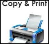 Instant in-store Copy & Print